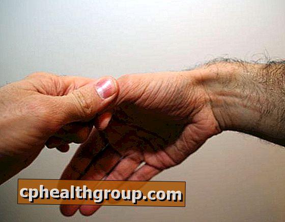 fájdalom az ujjain