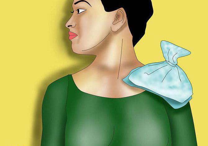 Váll- és vállsérülések: tünetek és kezelés