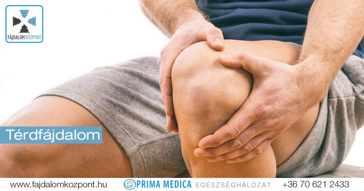 a térdízület alacsonyabb fáj térdízület polyarthritis gyógyszerei