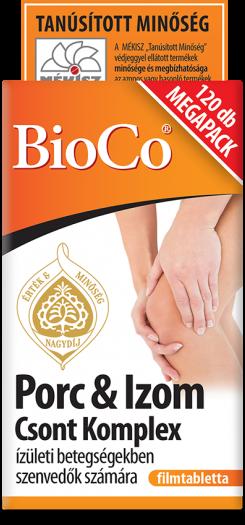 Porcerősítő és ízületvédő készítmények a Biotech USA-től