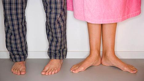 amitől a lábak megduzzadnak