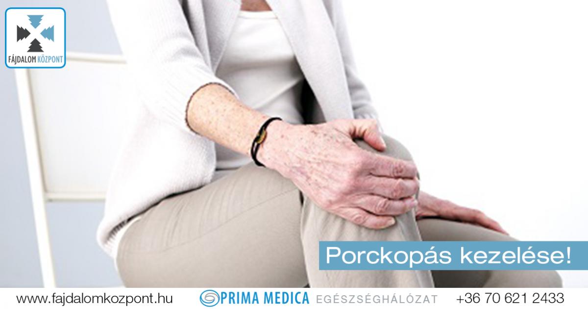 a térd artrózisának kezelése alflutoplal