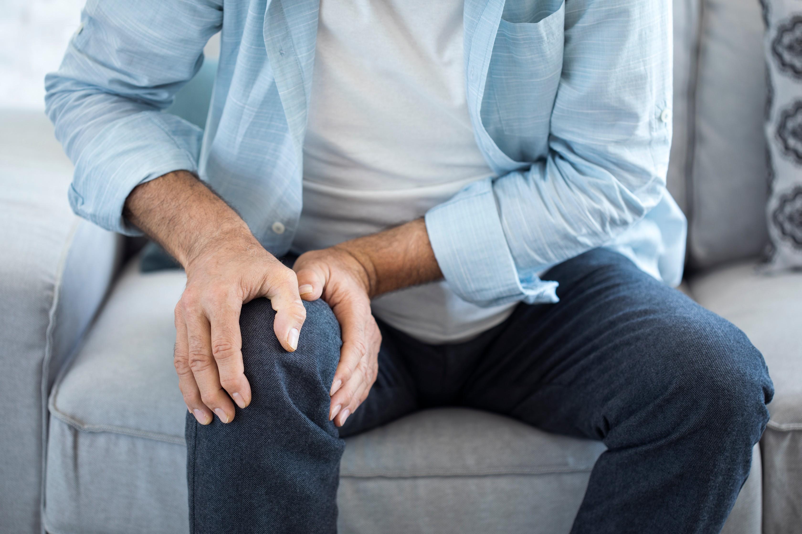 poszt-traumás ízületi gyulladás a karon