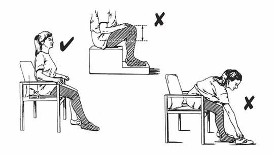 a csípőízület 3 fokos posztraumás artrózisa a térd elülső keresztszalagjának károsodása