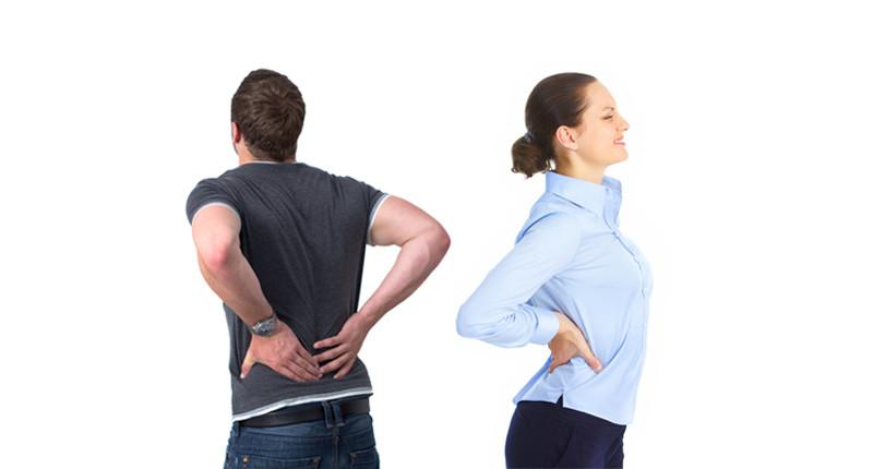 csípőfájdalom elmozdulása