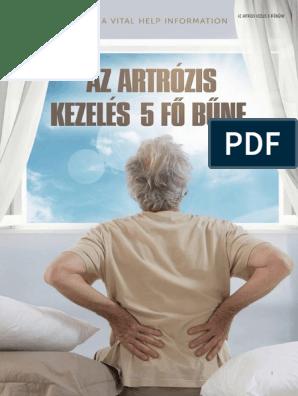 hol lehet az artrózist jobban kezelni heves égő fájdalom a térdben