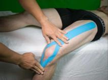 ragasztás a térd artrózisával
