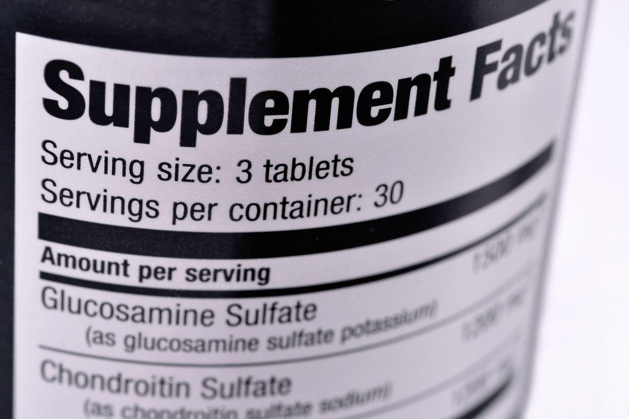 a glükózamin és a kondroitin károsak