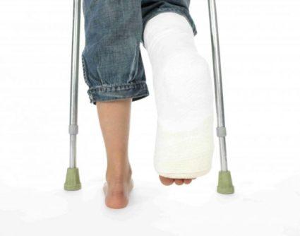 kezelje a boka fájdalmát