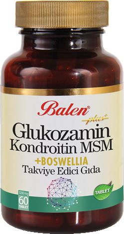 glükozamin-kondroitin beadása