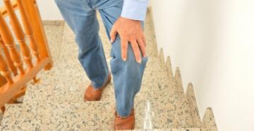izomfájdalom térd alatt csípőízületi gyulladás tünetei