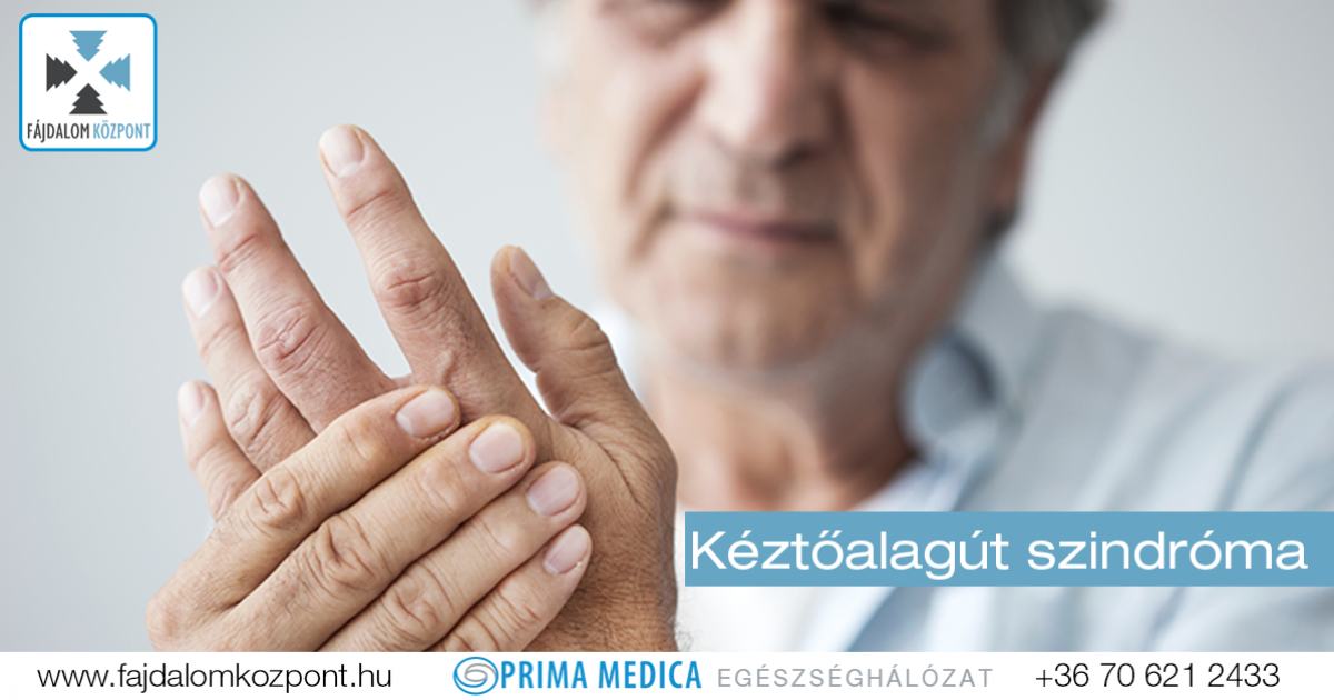 a kéz ízületi gyulladásának típusai