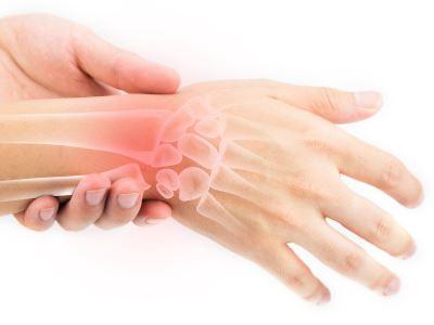 Csuklótörés gyógyulása lökéshullám terápiával