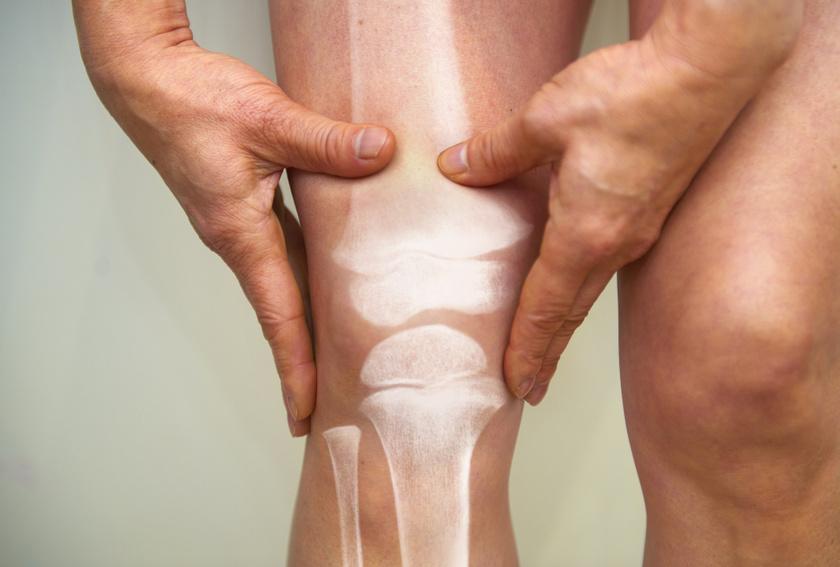 hajtások a térdízület kezelésében onkológiai fájdalom a vállízületekben