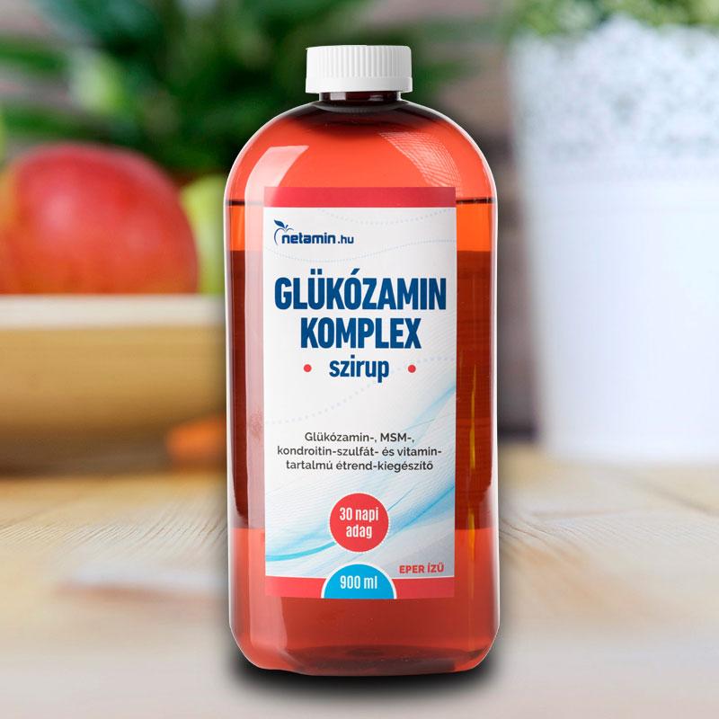 glükozamin-kondroitin-kén