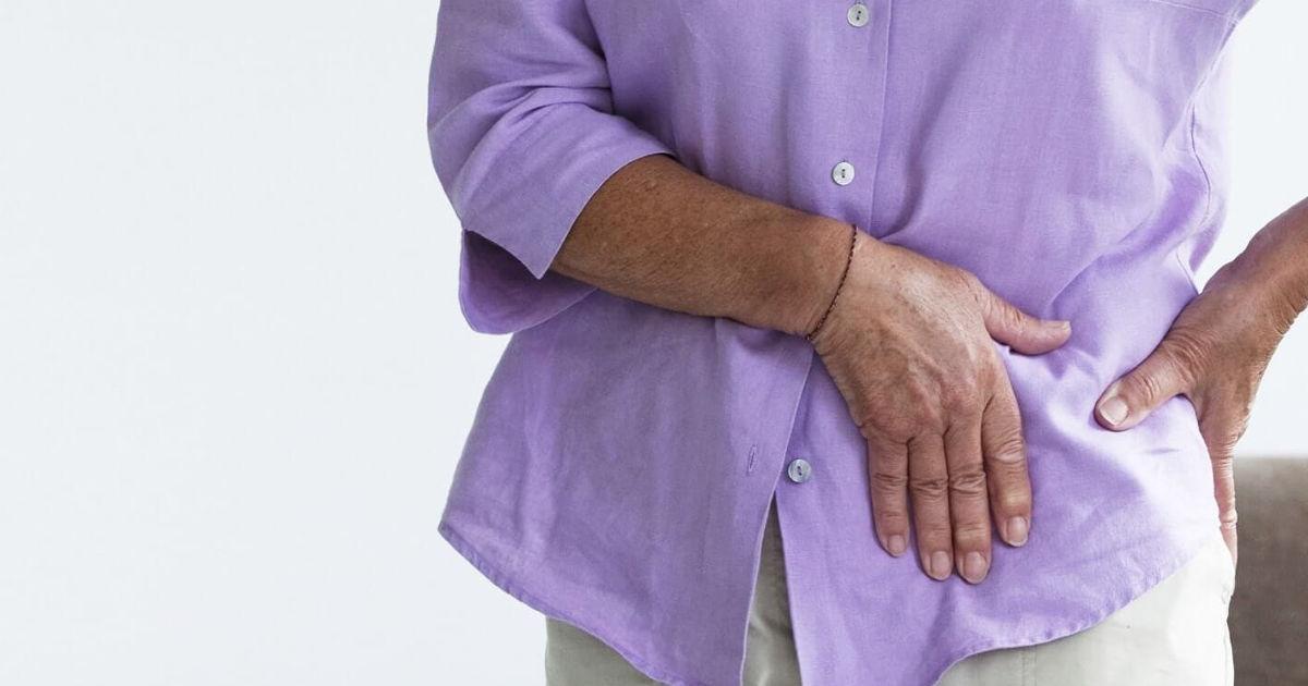 ha sérülnek a csípőízületei járás közben