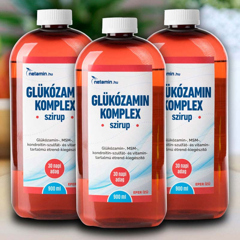 Now Liquid Glucosamine and Chondroitin with MSM folyadék 473ml