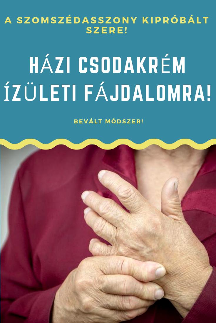 zsibbadhat kezét az ízületi gyulladásból