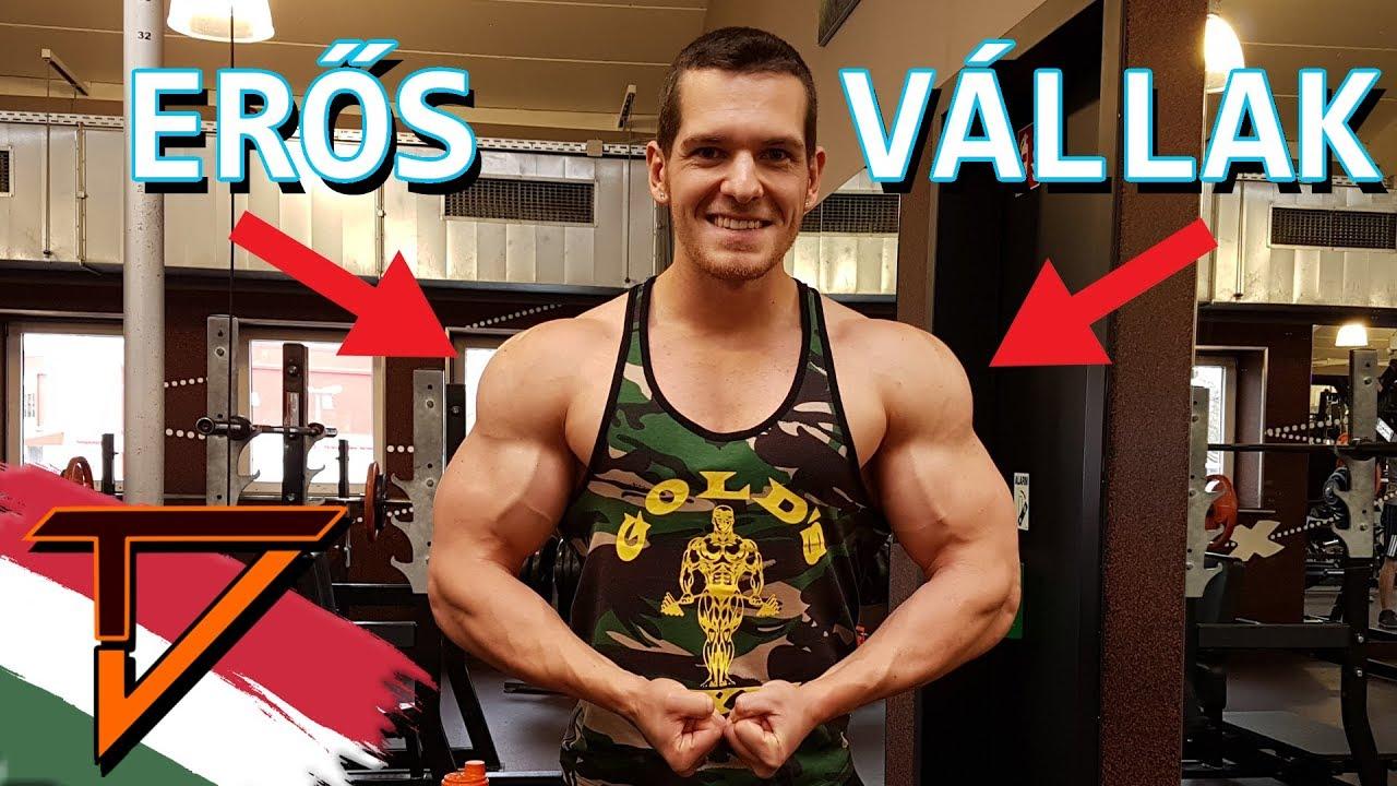 Oliver UnPro Kovacs: Vállfájdalomedzek vagy ne edzek?
