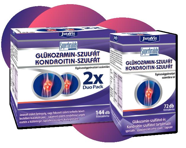 kondroitin és glükozamin jelentőségük