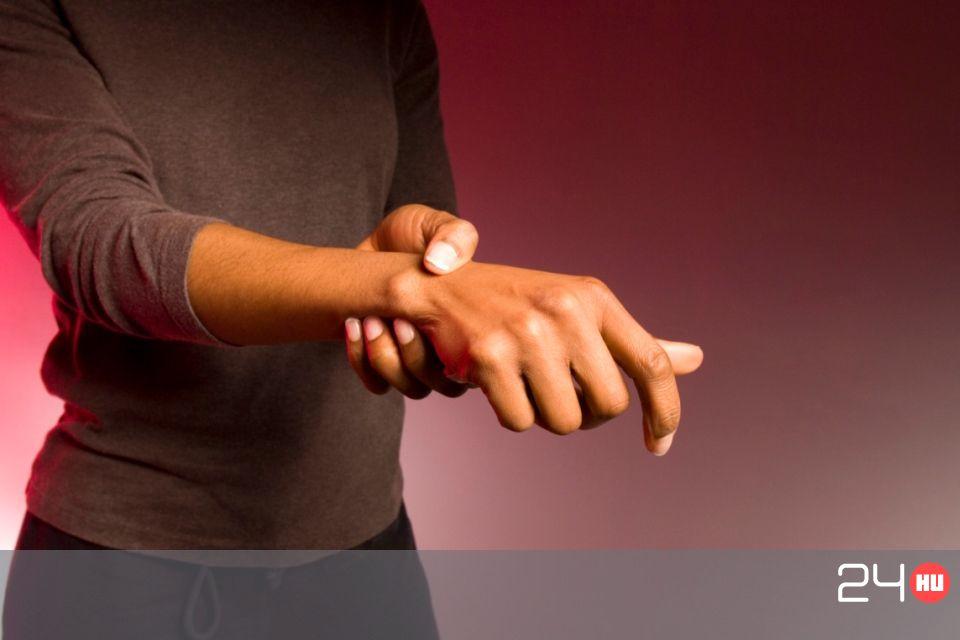 térdízületi gyulladás szubluxációval