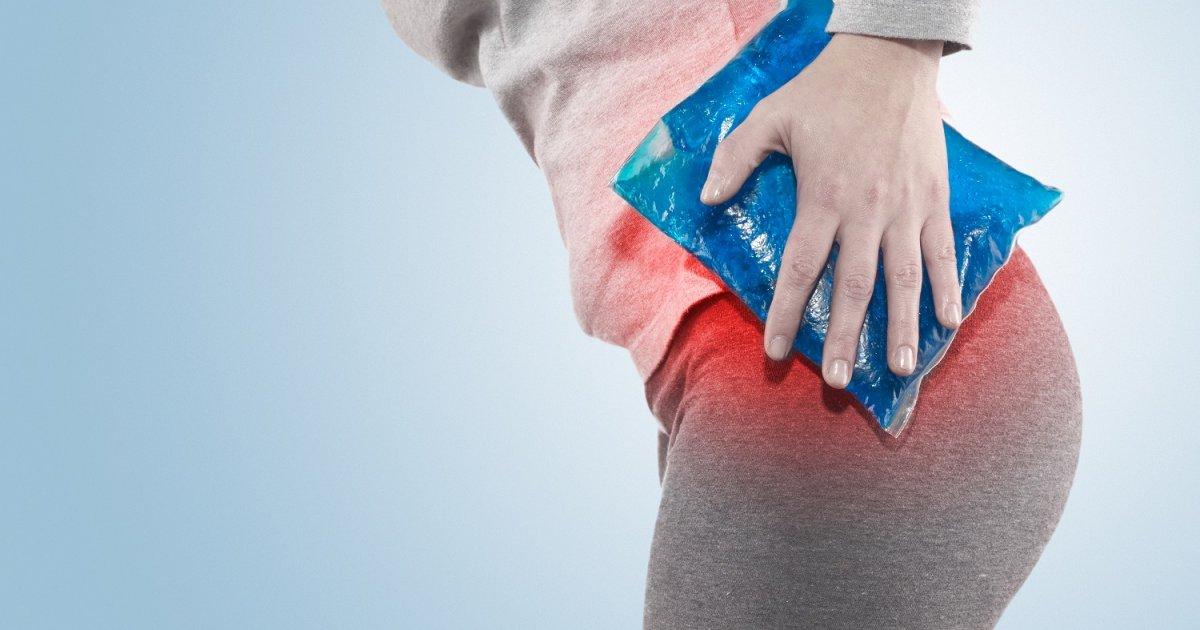 fájdalom a csípő ízületeiben szülés után